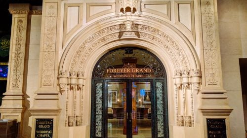 Forever Grand Wedding Chapel @ MGM Grand