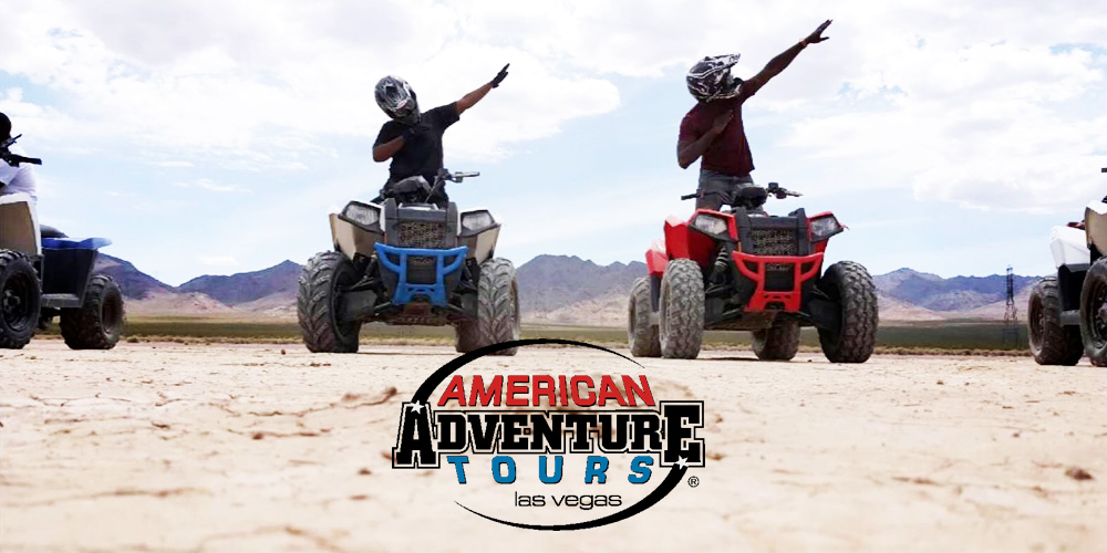 Atv deals las vegas