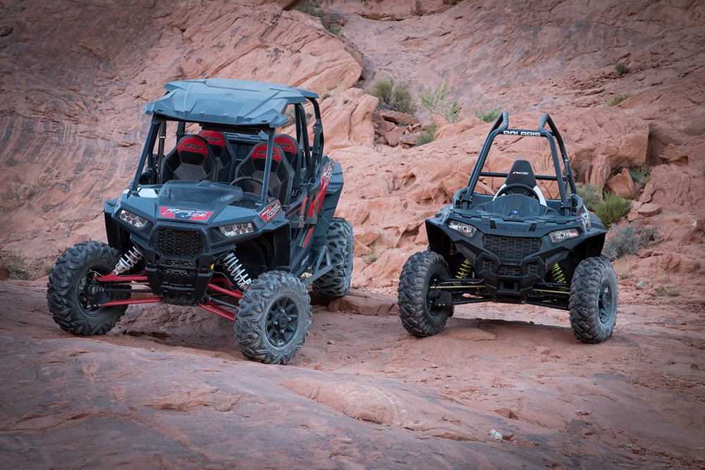 Polaris Razor Valley of Fire Tour - Ride Along Only