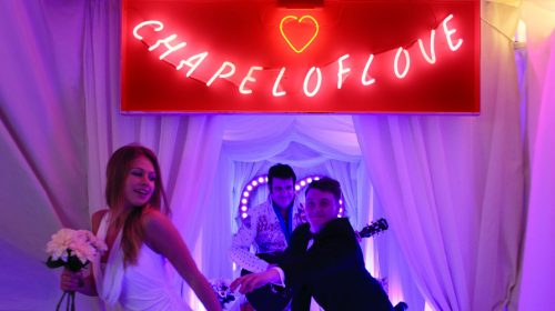 Las Vegas Chapel of Love