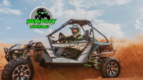 UTV DESERT ADVENTURE TOUR – 3 HOURS