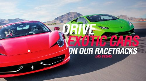 Exotics Racing – Las Vegas Racing Experience