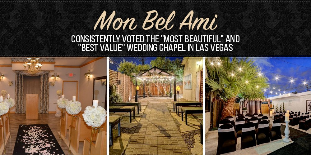 Mon Bel Ami Wedding Chapel