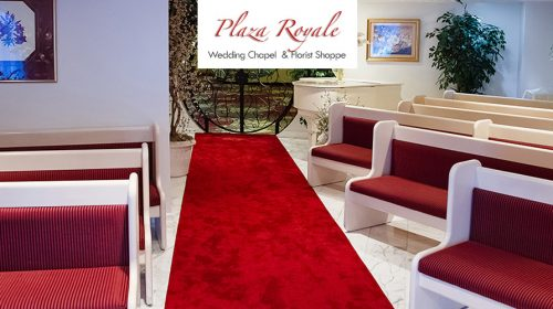 Plaza Royale Wedding Chapel & Florist Shoppe