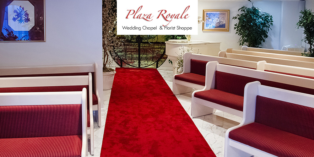 Plaza Royale Wedding Chapel & Florist Shoppe