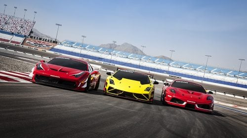 Dream Racing Driving Experience