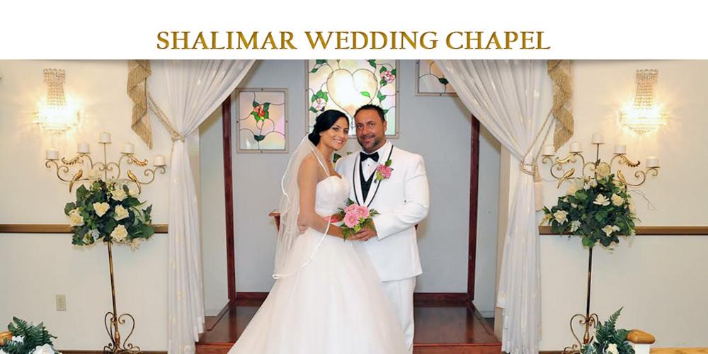 Shalimar Wedding Chapel