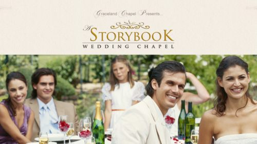 Storybook Wedding Chapel
