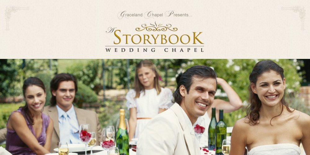 A Storybook Wedding Chapel