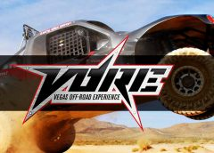 Vegas Off Road Experience 5 LAP