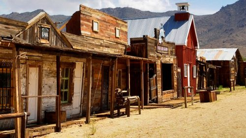 Wild West Ghost Town Explorer Tour