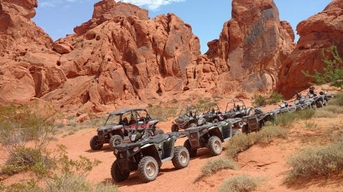 ATV Valley of Fire Tour