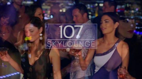 107 SkyLounge at the Stratosphere