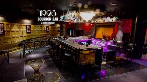 1923 Bourbon Bar at Mandalay Bay