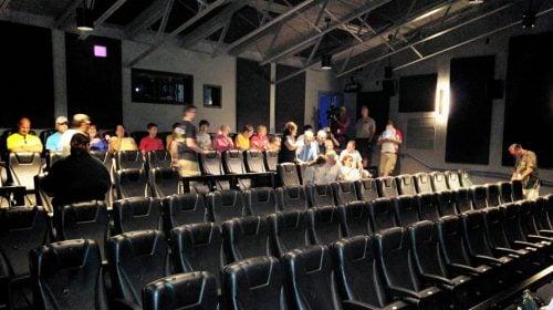 4-D Premium Rides at Circus Circus Special FX Theater