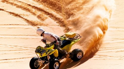 Las Vegas ATV Tour Hidden Valley
