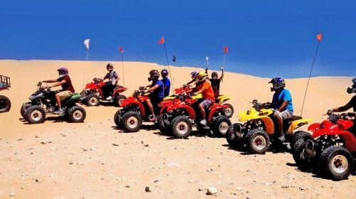 Don't Forget to Check Out Las Vegas ATV Tours at Nellis Dunes!