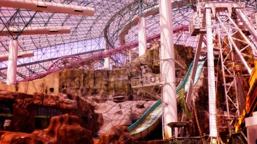 Adventuredome Theme Park in Las Vegas