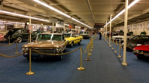 Visit Auto Collections At The LINQ