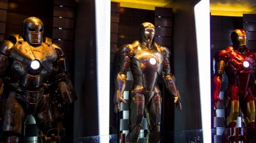 Experience The Avengers Experience at Treasure Island