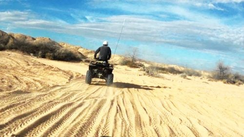 ATV Desert Adventure Eldorado Canyon Tour