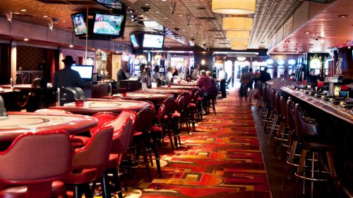 Bar Prohibition at Golden Gate Casino