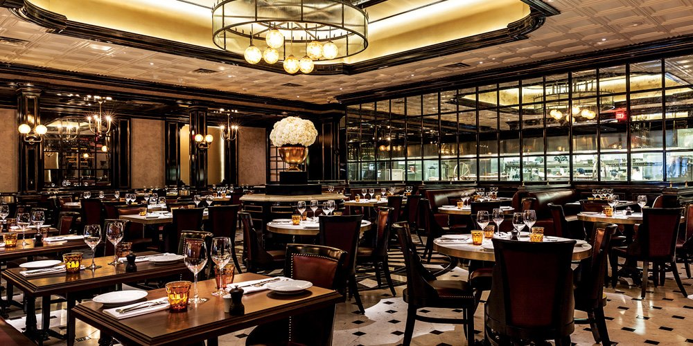 Bardot Brasserie at ARIA