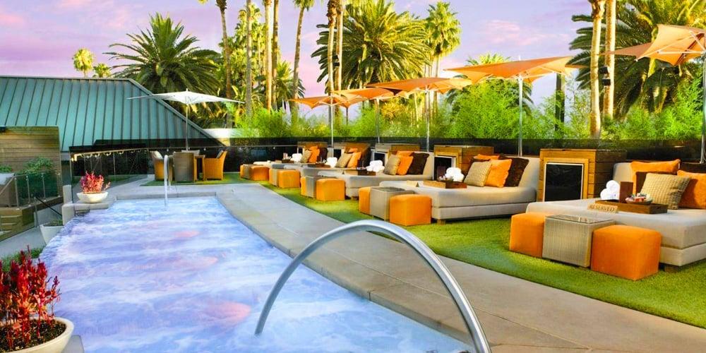 Bare Pool - Las Vegas