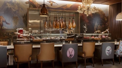 Bazaar Meat by Jose Andres at SLS Las Vegas