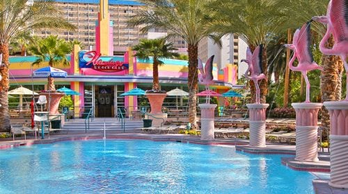 Beach Club Bar and Grill at Flamingo
