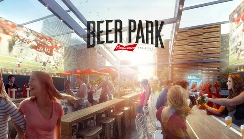 Beer Park - Las Vegas outdoor dining