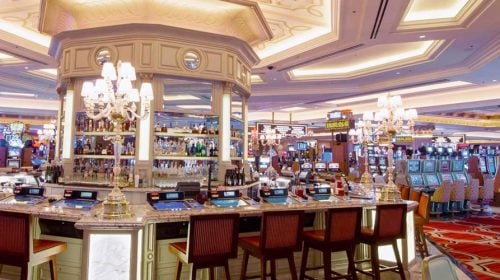Bellini Bar at The Venetian