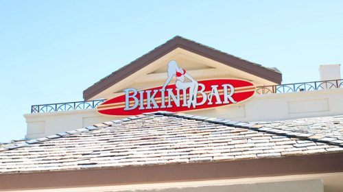 Bikini Bar at Mandalay Bay