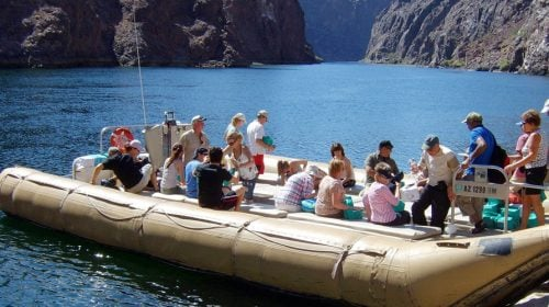Black Canyon Colorado River Adventure Tour