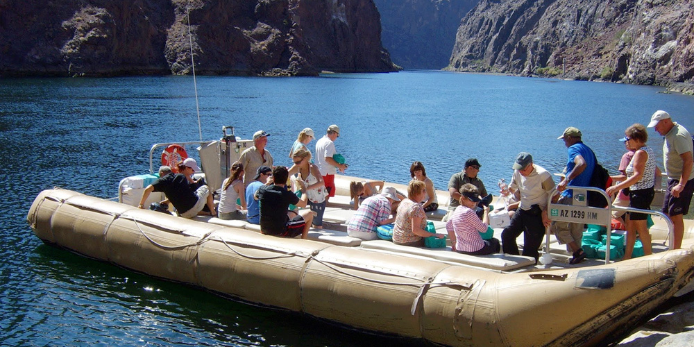Black Canyon River Adventure Tour