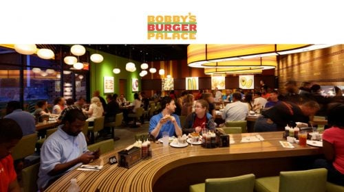 Bobby's Burger Palace at ARIA