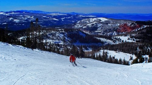 Take a Trip to Utah from Las Vegas to Brian Head Resort