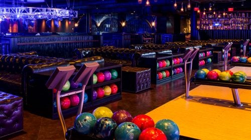 Show Off Your Skills at the Brooklyn Bowling Lanes!