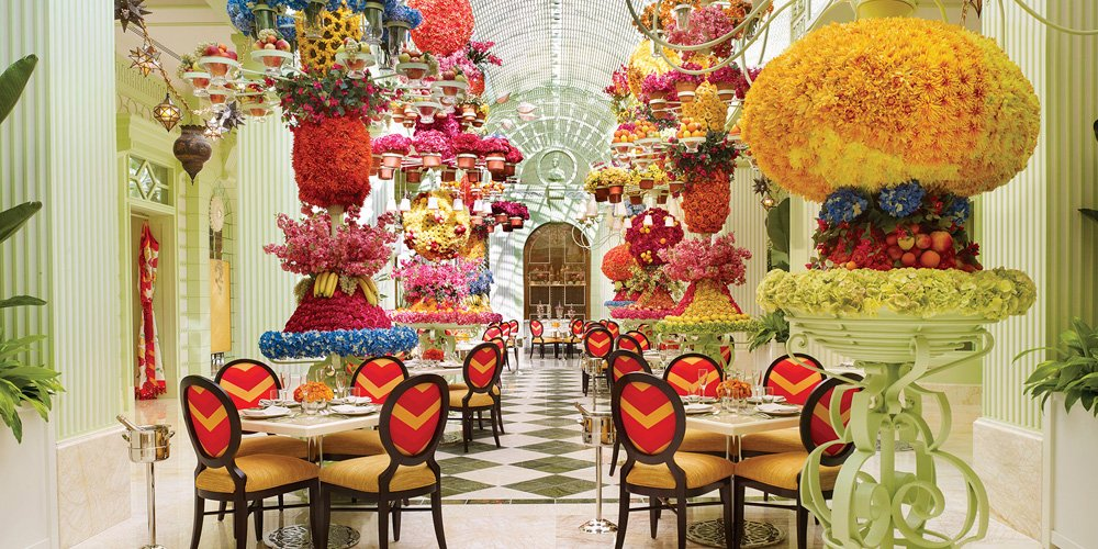 The Buffet At Wynn Las Vegas Things To Do In Las Vegas