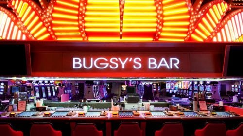 Bugsy's Bar at Flamingo Las Vegas