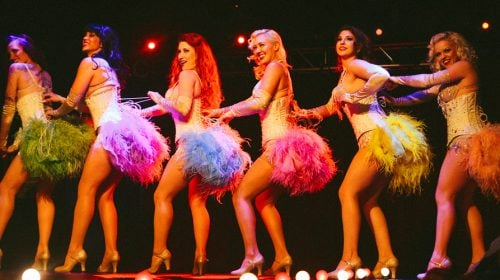 Visit the Las Vegas Burlesque Hall of Fame