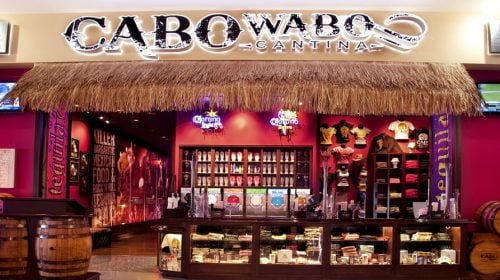 Cabo Wabo Cantina at Planet Hollywood