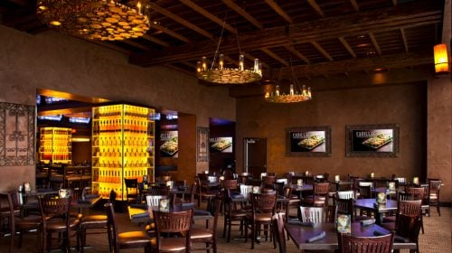 Cadillac Mexican Cantina and Tequila Bar at Golden Nugget