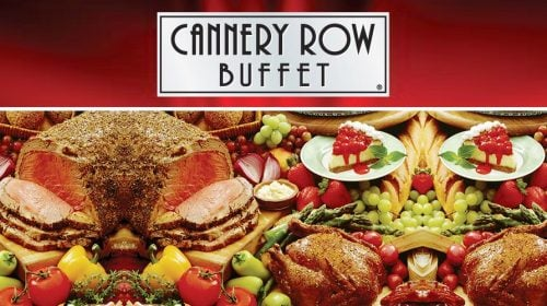Cannery Row Buffet at Eastside Cannery