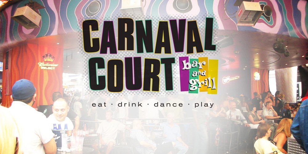 Carnaval Court | Best Things to Do in Las Vegas at Harrah's