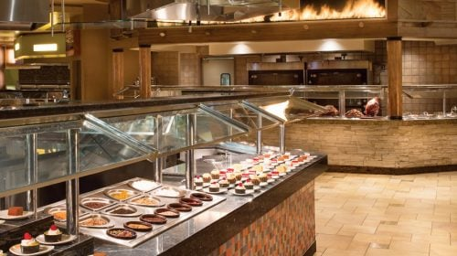 Carnival World & Seafood Buffet at Rio