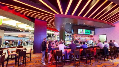 Catalyst Bar at The Linq