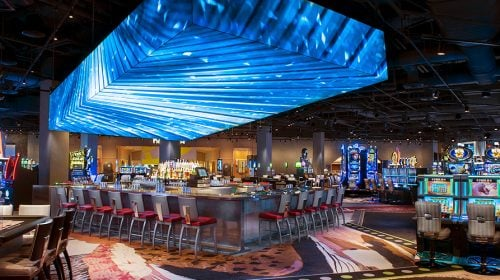 Center Bar at SLS Las Vegas