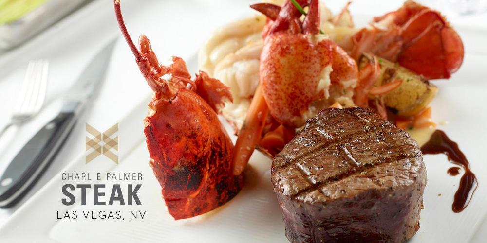 Charlie Palmer Steak Lounge