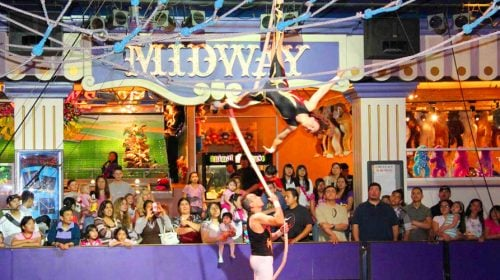 See Circus Acts at Circus Circus Hotel and Casino